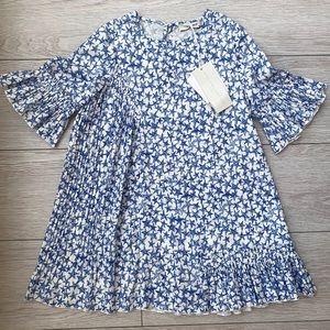 Stella McCartney Kids   Blue Star Viola Dress